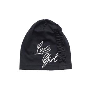 AJS kapa za djevojčice (48-50cm i 52-54cm) – crna, 14693
