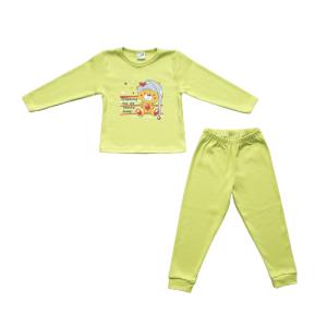 """Kretex kids pidžama """"Sleep"""" (2-4) – zelena K10484"""