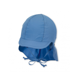 Sterntaler kapa s UV zaštitom 50+ – svijetlo plava, 15014