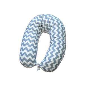 Jastuk za dojenje – sive pruge, F16270