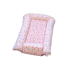 Gnijezdo za bebe sa potpornim jastukom – rozo, F16272