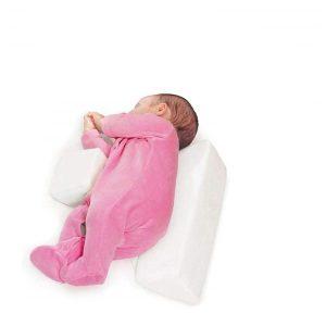 Potporni jastuk za bebe – bijeli, F16279