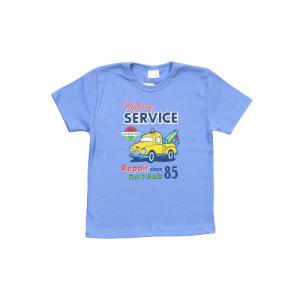 """Kretex majica """"Service"""" k.r. – plava,  K3979"""