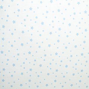 Monteks ogradica za krevetić – plave zvjezdice, 15038