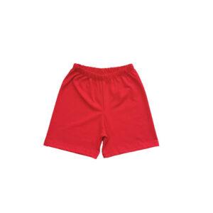 Kratke hlače (vel. 2-8) – crvene, K10602
