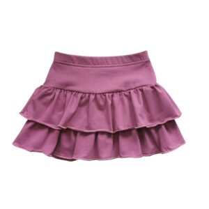 """Kretex suknja """"Volani"""" (vel. 80-4) – ružičasta, K10592"""
