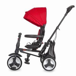Coccolle Spectra tricikl – crveni, 15590