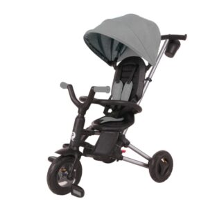 Tricikl super-foldable tricikl Qplay Nova Air Grey – 15596