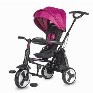 Coccolle Spectra tricikl – ružičasti, 15591