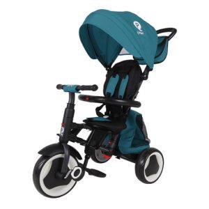 QPlay Rito+ tricikl – tirkizni, 15594