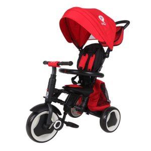 QPlay Rito+ tricikl – crveni, 15595
