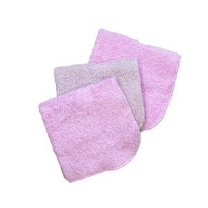 Krpice za brisanje, frotir 3/1 – roza, prljavo roza 14701