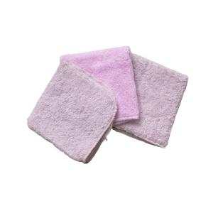 Krpice za brisanje, frotir 3/1 – roza, puder roza 14701