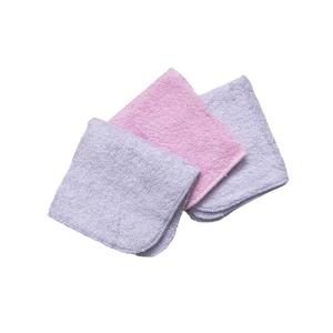 Krpice za brisanje, frotir 3/1 – roza, lila 14701