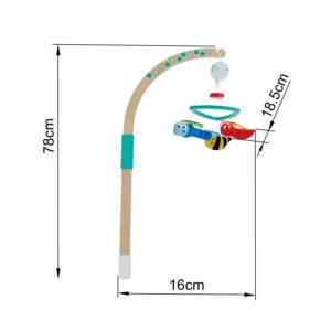 Hape muzički vrtuljak – 15925
