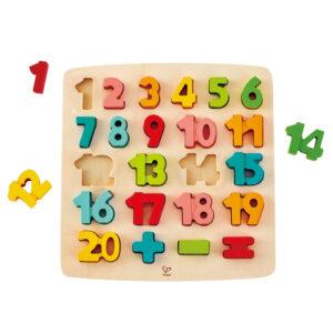 Hape ploča s brojevima – 15914