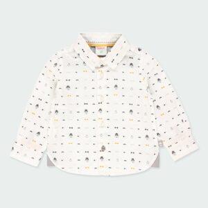 Boboli košulja – bijela, 15883